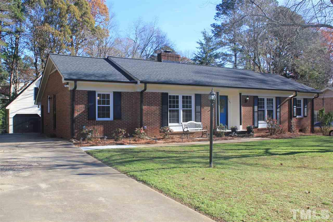 Property for sale at 4700 Hiddenbrook Drive, Raleigh,  North Carolina 27609