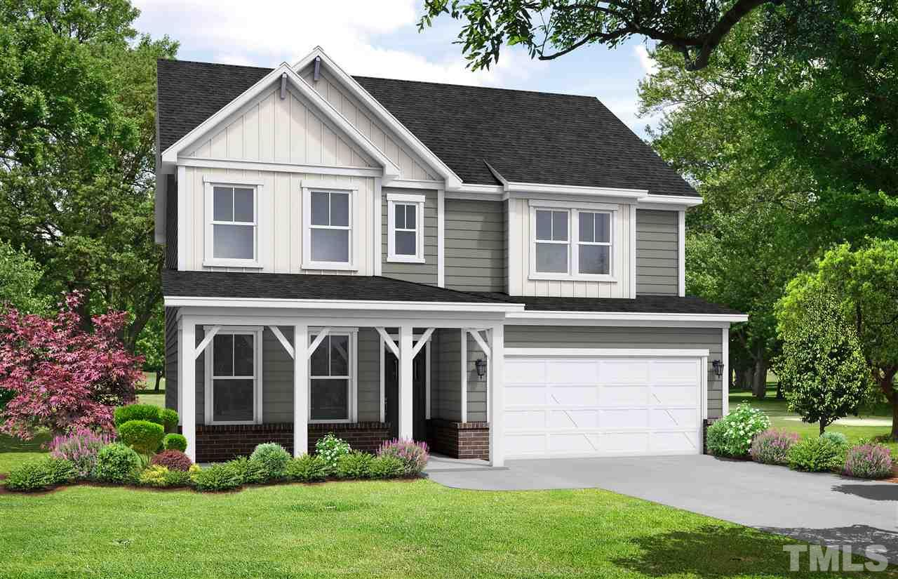 The Chestnut C by Davidson Homes