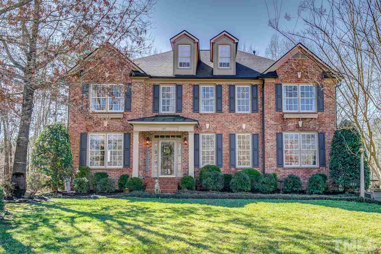 New 50 Yr roof*Beautiful Brick with keystone & Brick rowlock accents (unique & distinguished)*Large .79 AC culdesac lot*Bonus side entry garage & lots of extra paved parking.