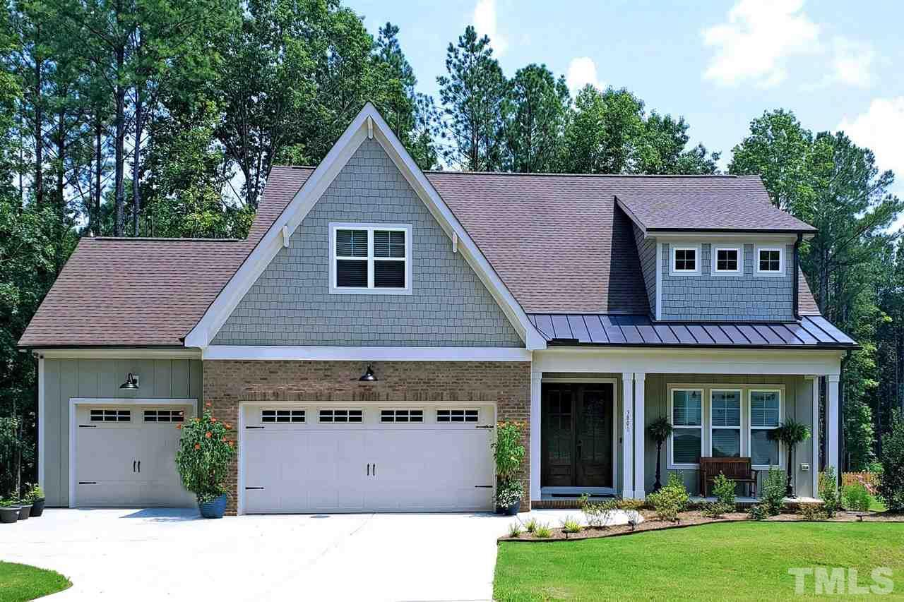 New home for sale in Lochridge, Holly Springs NC