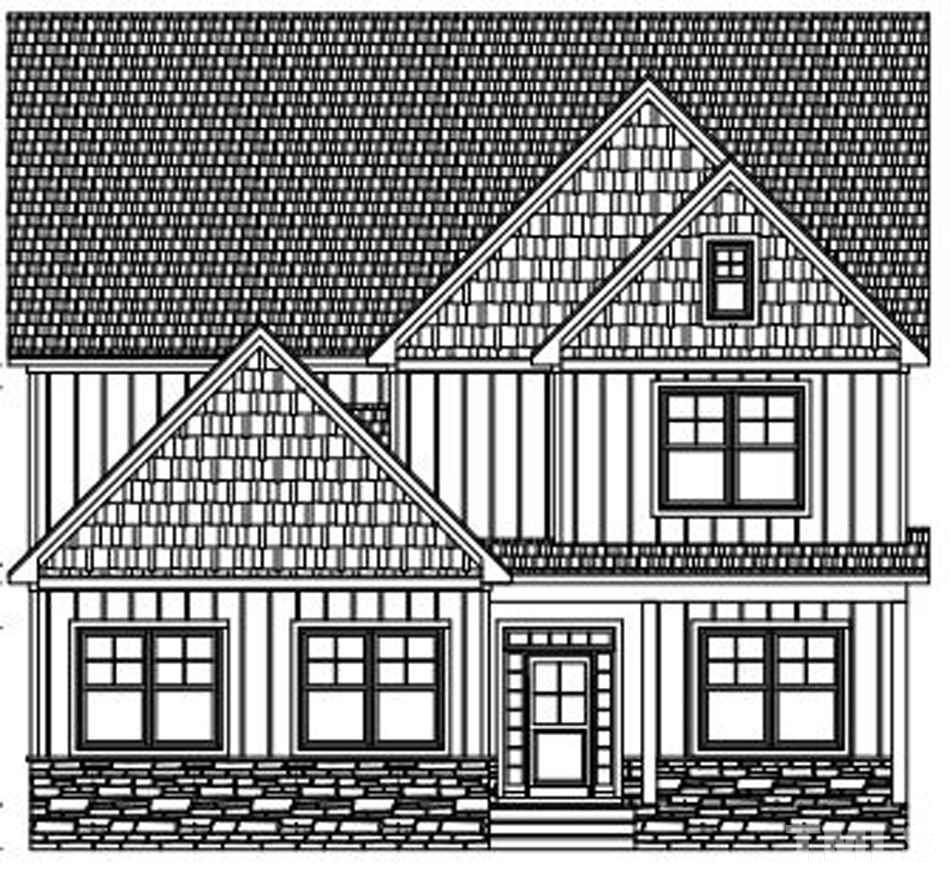 Exterior from Plan
