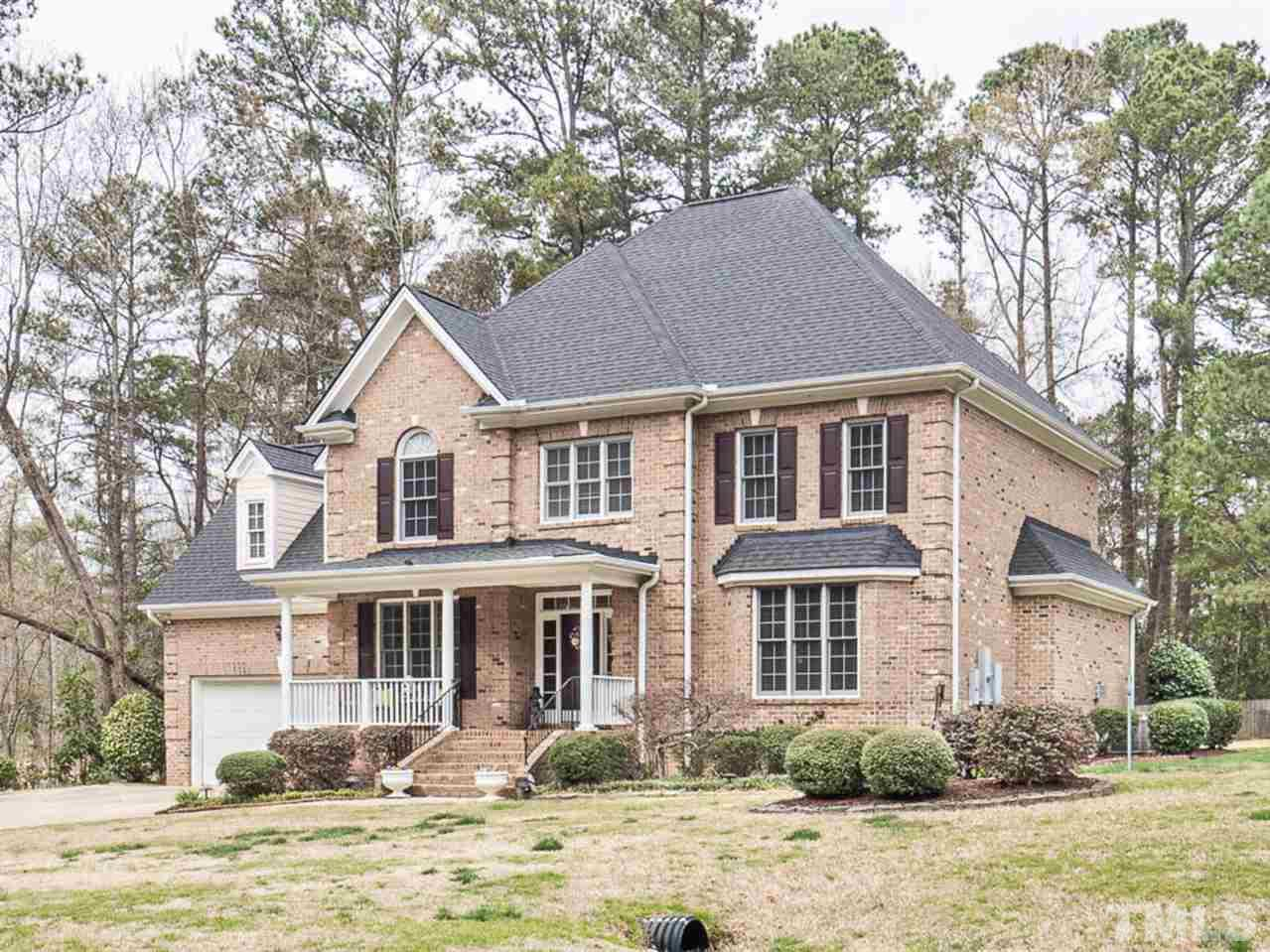 Property for sale at 5008 Native Dancer Drive, Raleigh,  North Carolina 27606