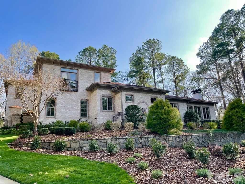 Enchanting Custom Home