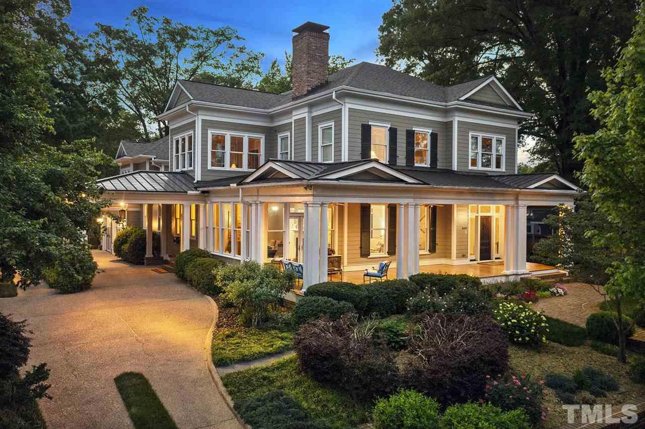 Trinity Park Perfection. Extraordinary Historical Concepts 4BR/4.5BA home built in 2009. Captures spirit of past while embracing future. Large covered front porch & gardens welcome you to open living area & chef's kitchen. Sep. DR has shared fireplace w/LR. 1st flr MBR suite w/ sitting/office space, 2 WIC, & spacious bath. 2nd flr MBR w/ sitting/office space. 3rd flr can be addt'l BR/BA, fitness, home theatre. Sep. Apt/In-Law/office suite w/Kit, BA over 3-car garage. Exquisite details. Exceptional home.