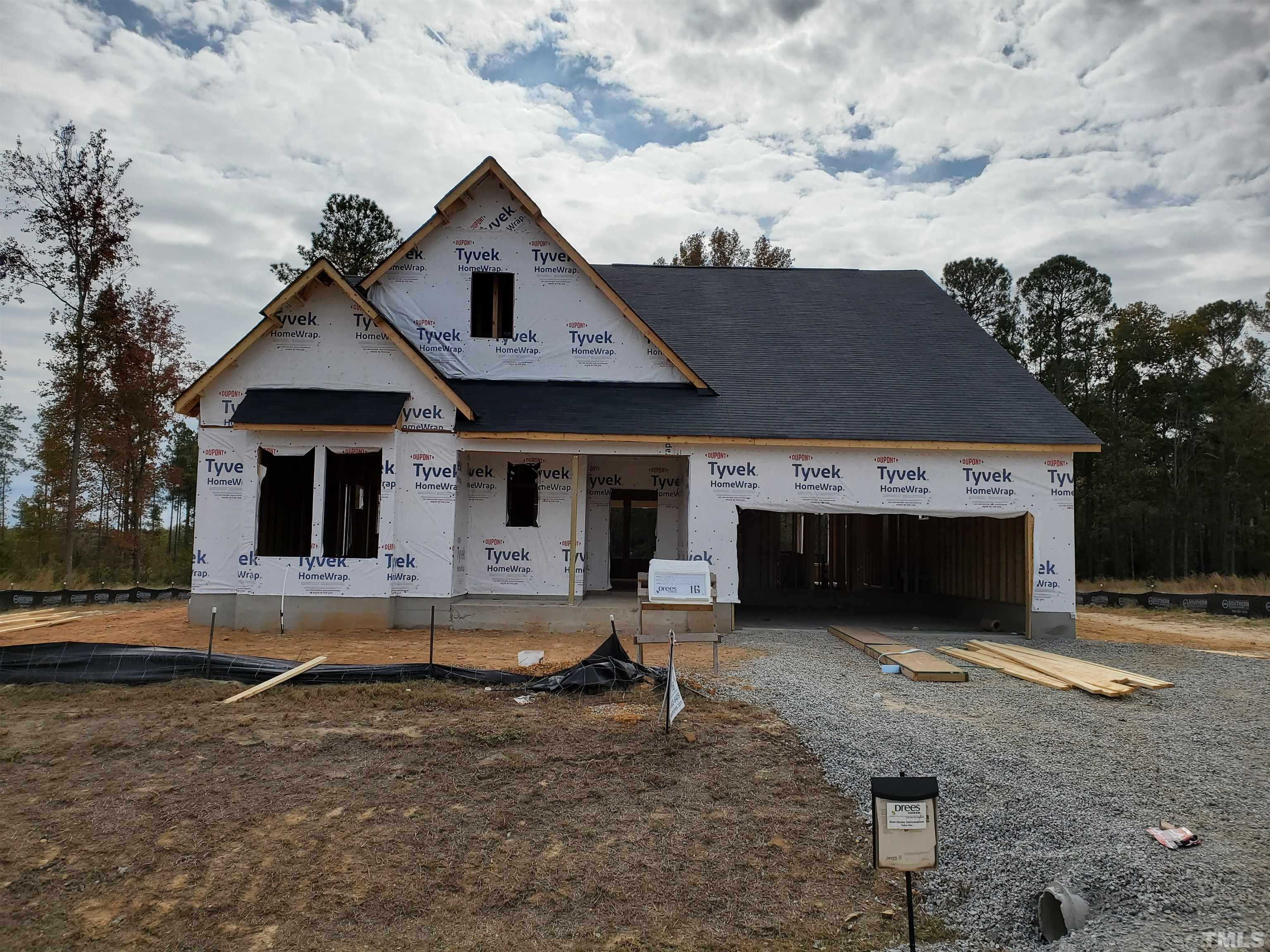 229 W Weatherford Drive, Angier, NC 27501