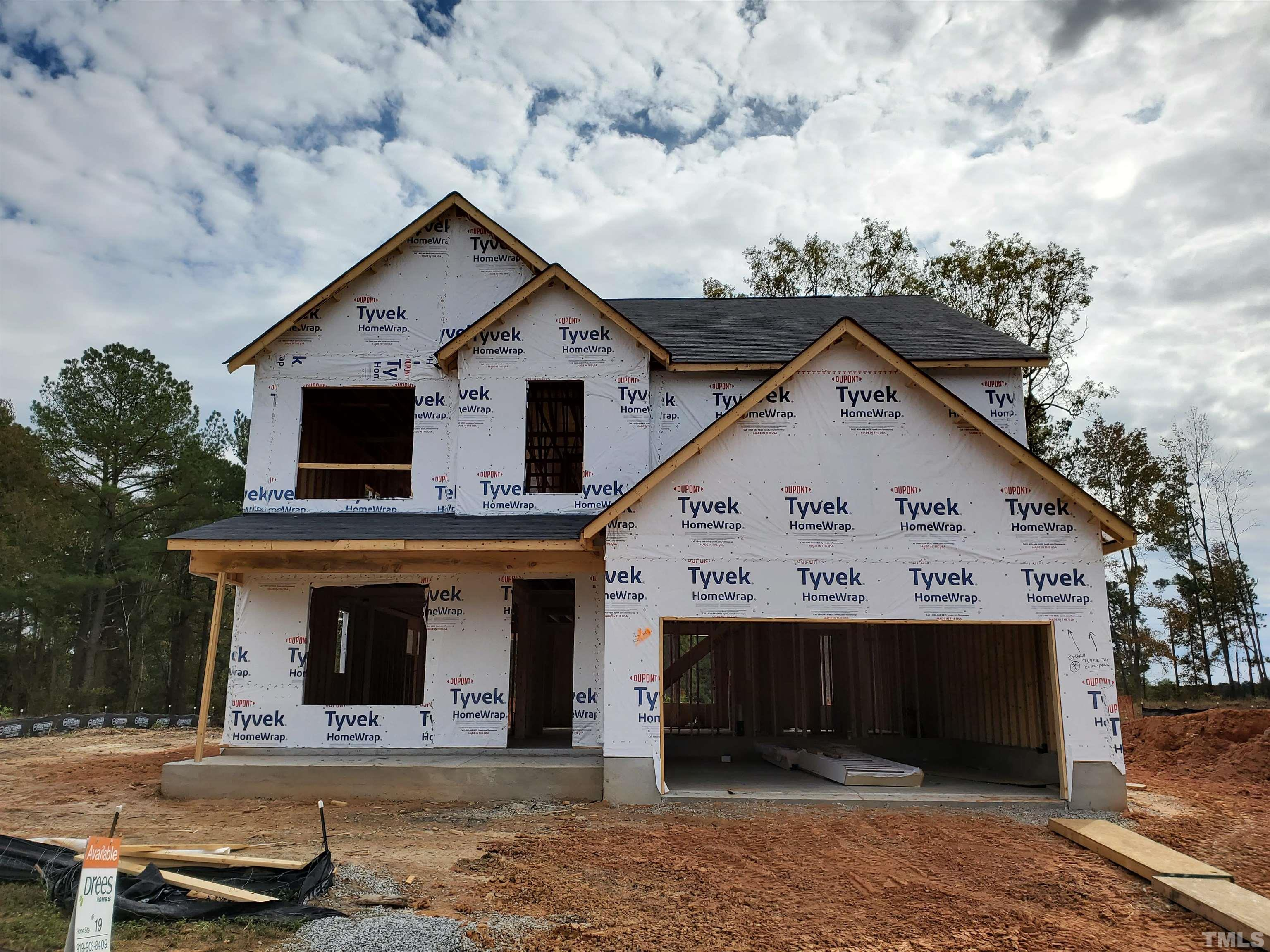 175 W Weatherford Drive, Angier, NC 27501