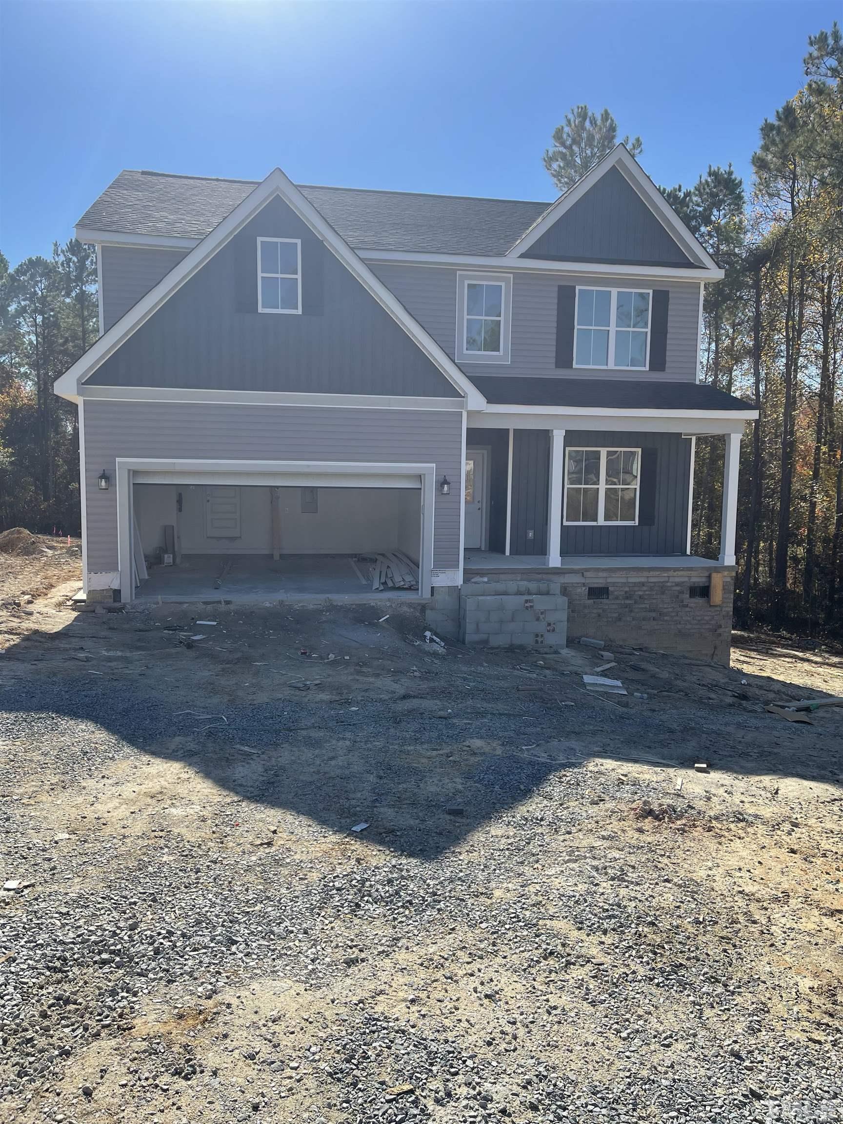 258 Creek Crossing Drive, Benson, NC 27504