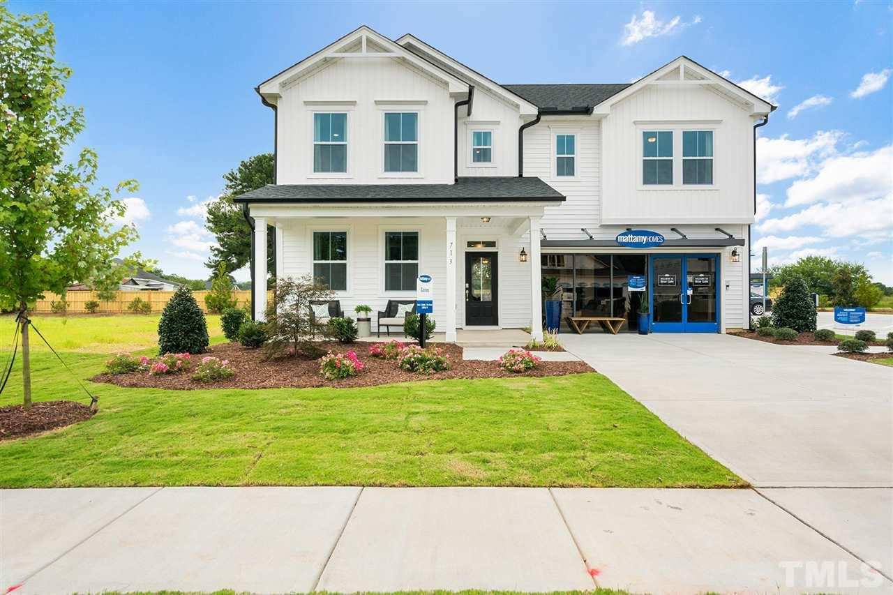 *Photo of Model Home*