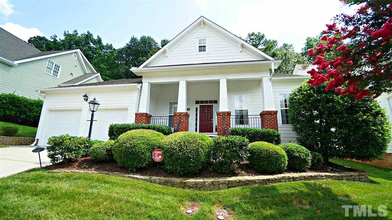 Inman Park is a thriving community located in the Midtown area of Raleigh, near the fabulous North Hills shopping and entertainment district. Only a 5 minute drive to Rex Hospital and 20 minute commute from both downtown Raleigh and Research Triangle Park