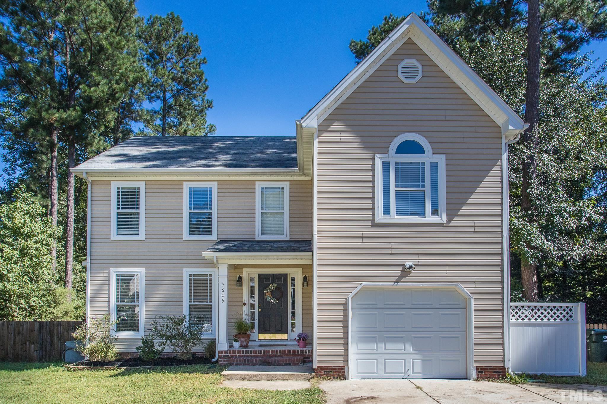 4605 Landover Crest Drive, Raleigh, NC 27616