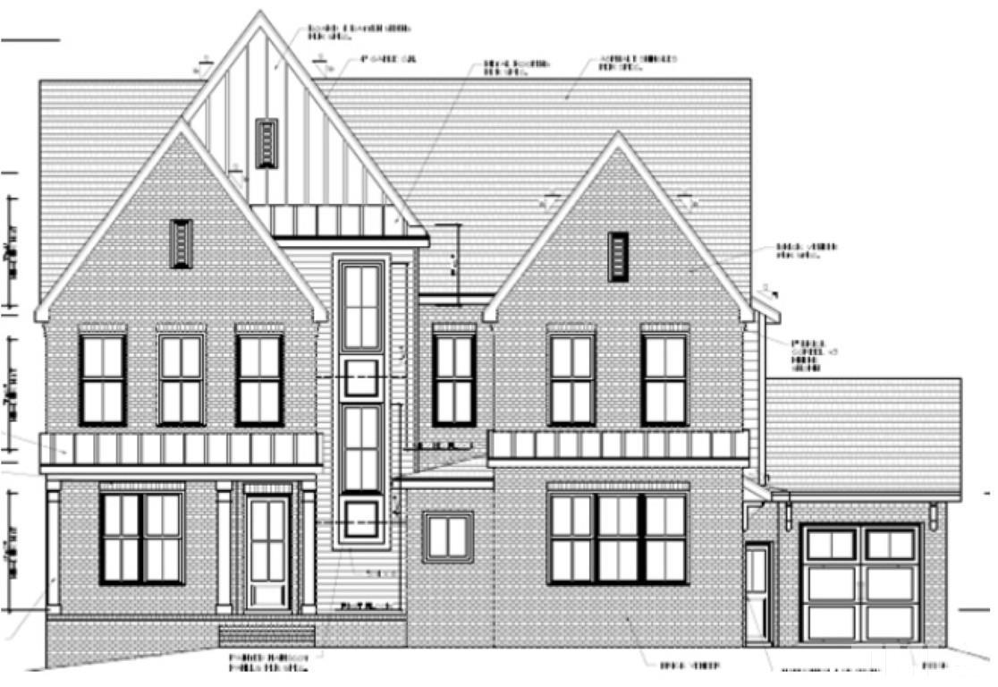 6217 Old Miravalle Court Lot 3, Raleigh, NC 27614