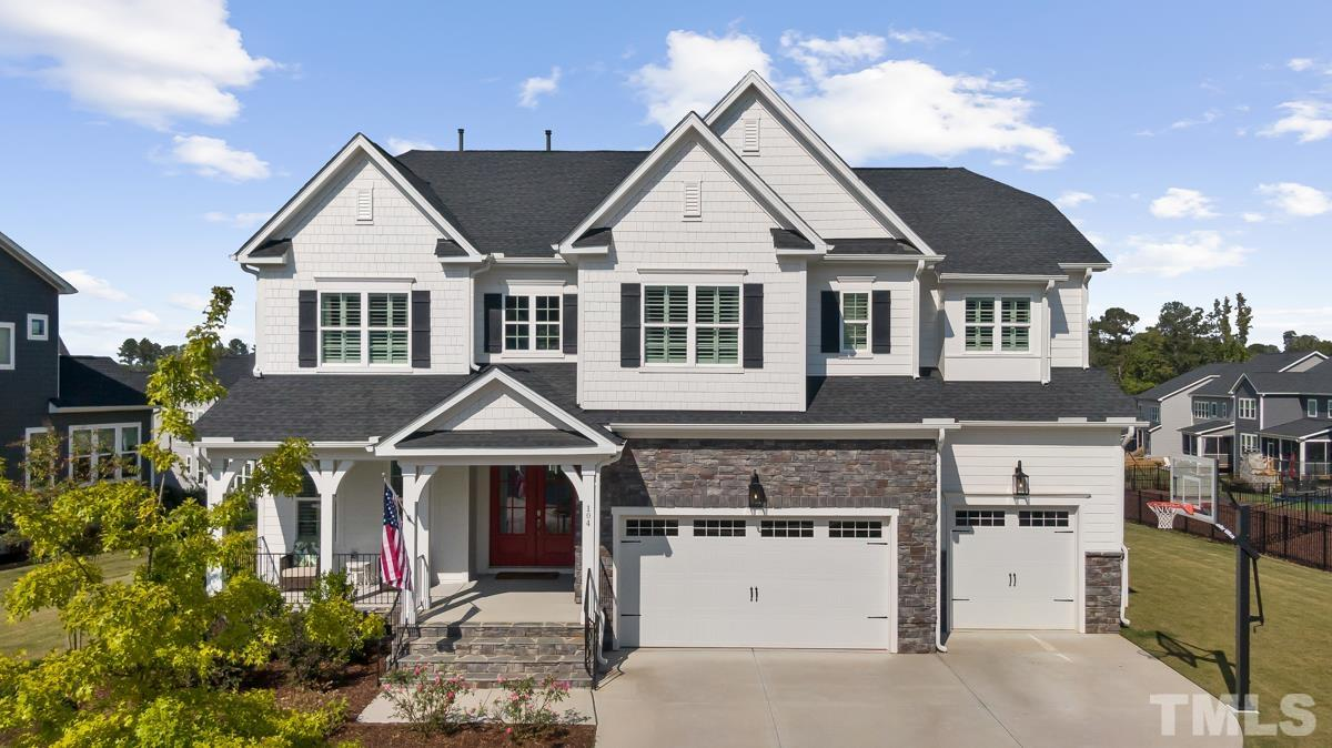 104 Baskerville Court, Holly Springs, NC 27540