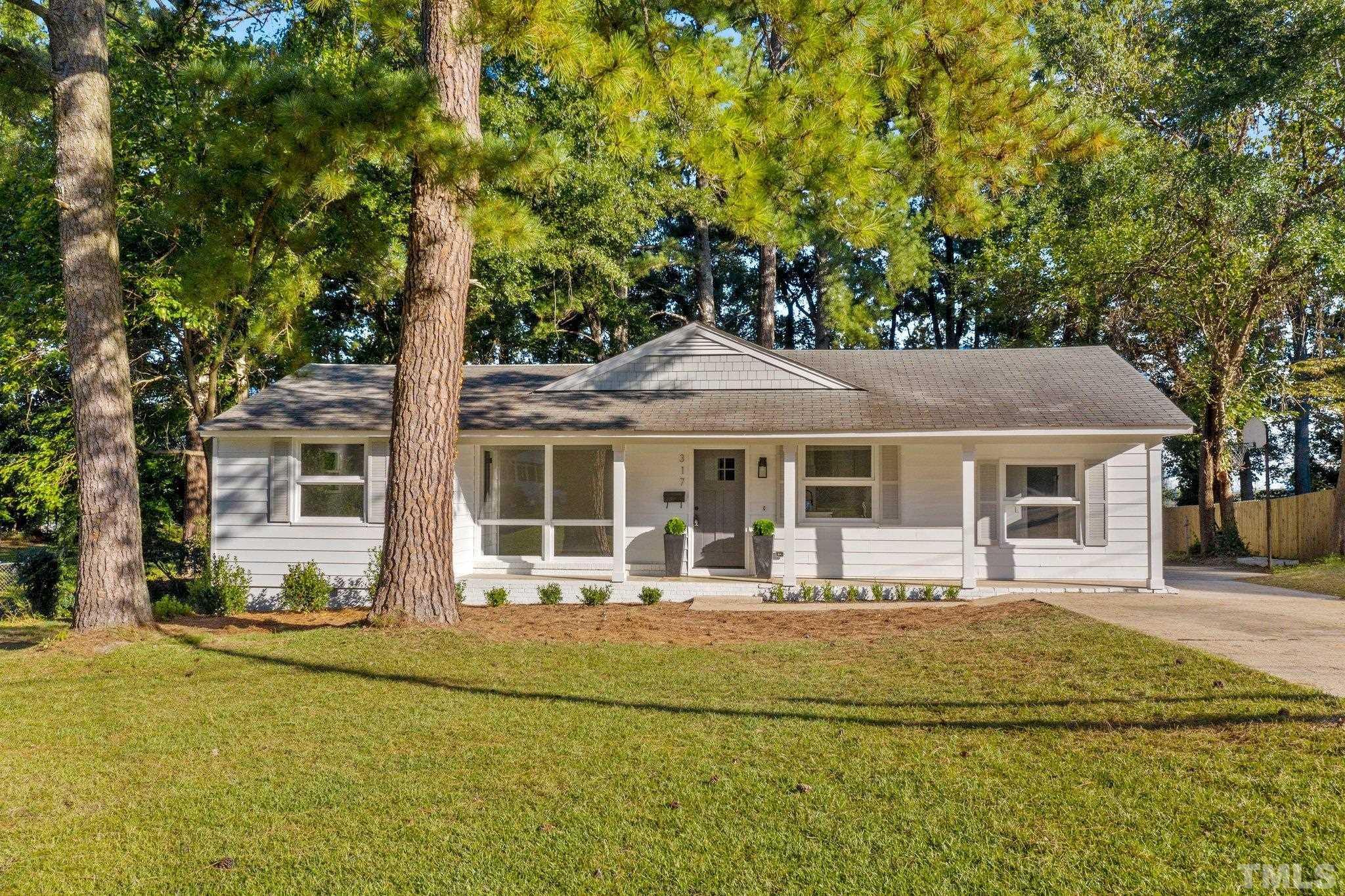 317 Quail Drive, Raleigh, NC 27604