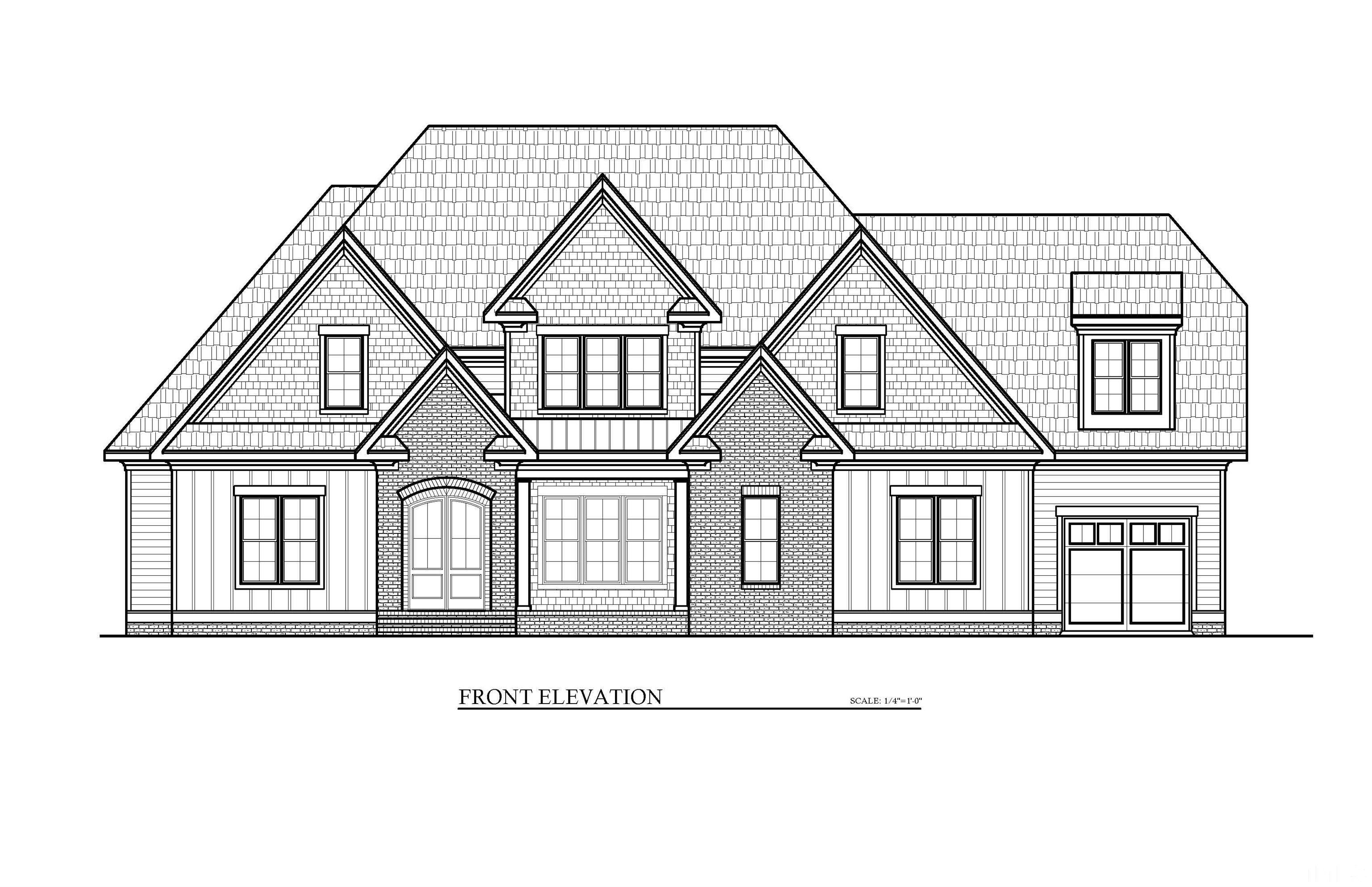 Opportunity to build your custom home in desirable Midtown North Hills area on level lot.  Customer may choose or design their own plan for this lot.  Builder may start spec house on lot first of 2022.