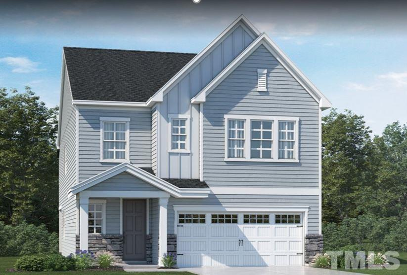 Norwood C. exterior color scheme will vary.