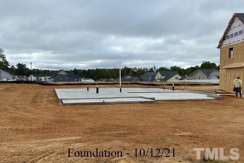 Lot 81 - Foundation