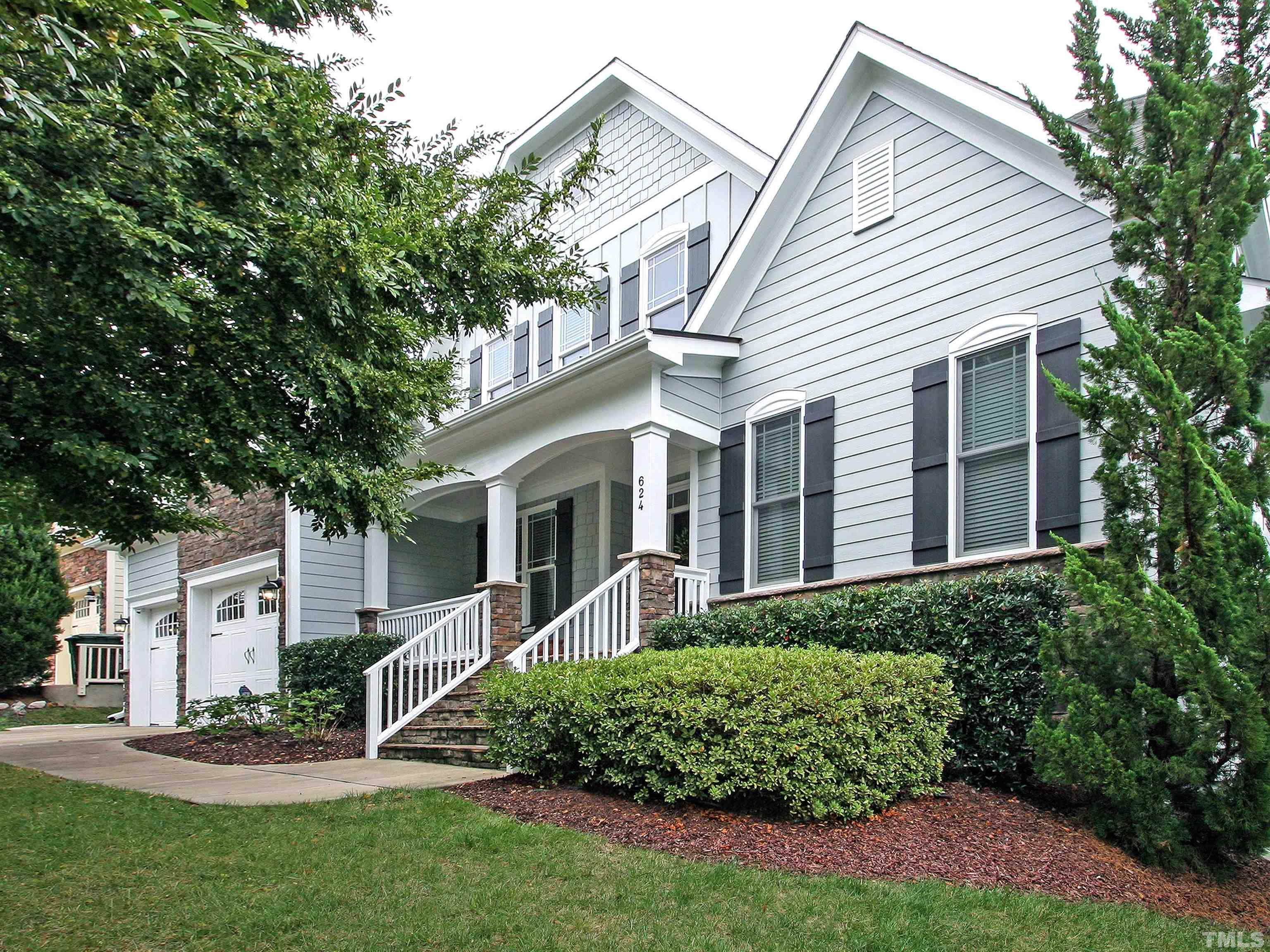 624 Peach Orchard Place, Cary, NC 27519