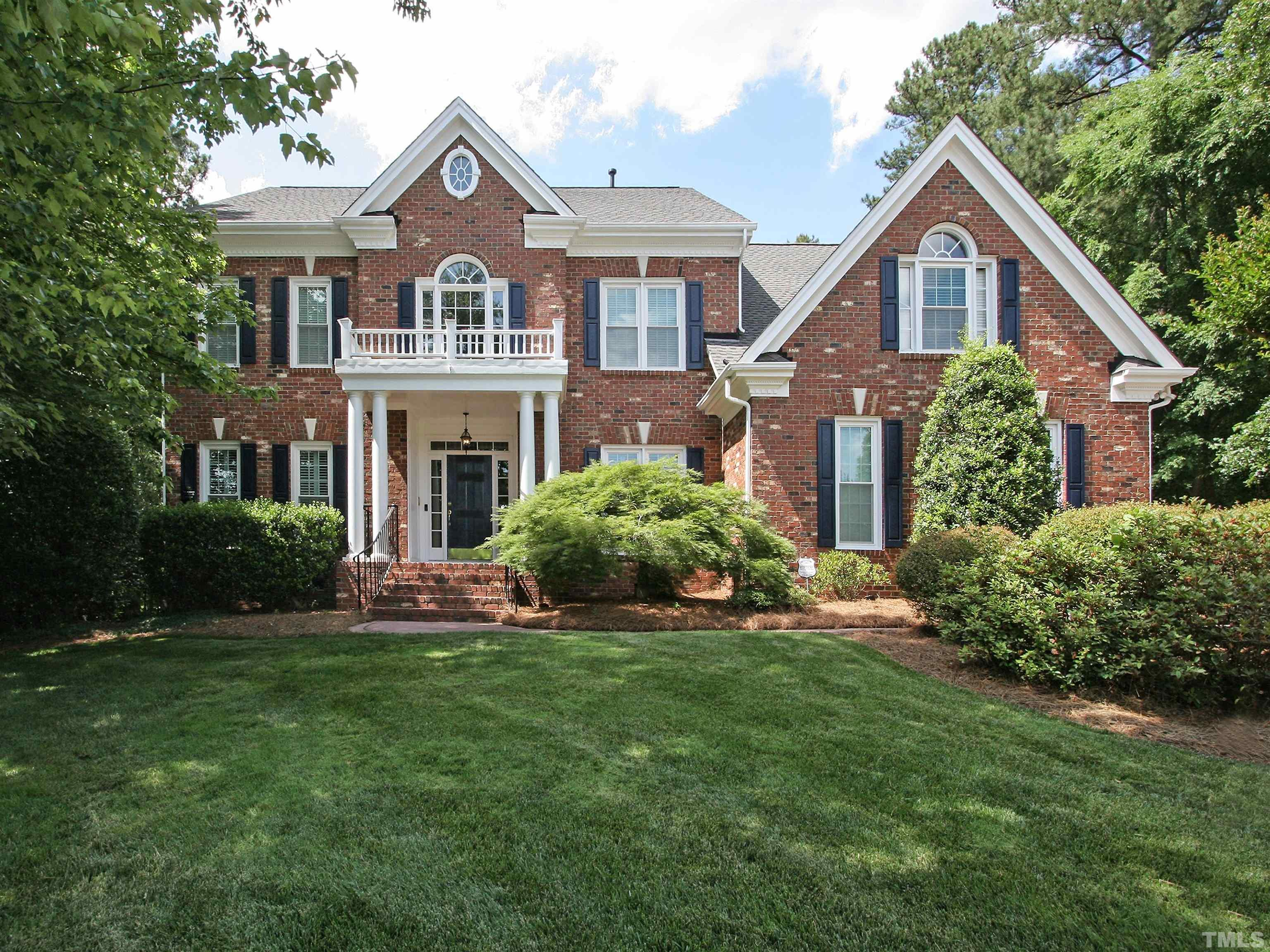 Spectacular 4-sides brick home in sought-after Weston Estates. Large lot with Impeccable landscaping. Gourmet kitchen with large island. Family room plus two home offices (or living rooms), formal dining room plus breakfast room, screened porch, deck, and patio. Awesome Cary/Morrisville location with easy access to NC54, I-40, and NC540/I-540. Close to Lake Crabtree County Park, Crabtree Creek Greenway, Cedar Fork District Park, RTP, RDU. Nearby Park West Village has restaurants, shopping, movie theater.