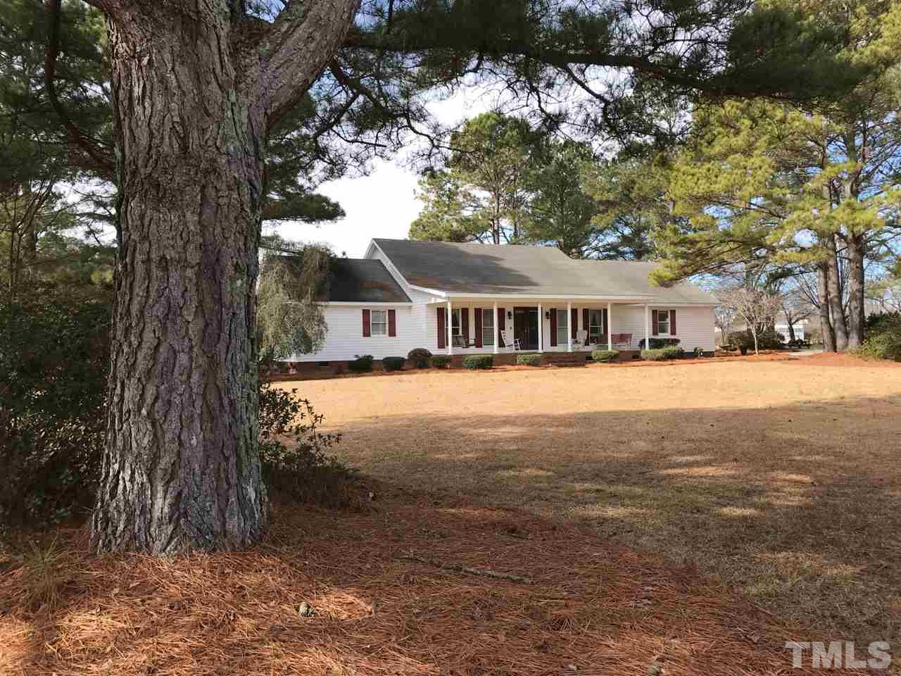 2368 Matthews Mill Pond Road Angier, NC 27501 2188496